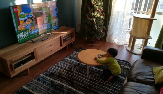 【子どもがテレビに傷を!】後悔する前に伝えたいおすすめ保護パネルとその必要性