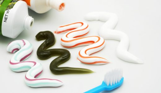 【無添加の歯磨き粉?】歯磨き粉のミント味が苦手な理由と本当に安全な歯磨き粉の選び方
