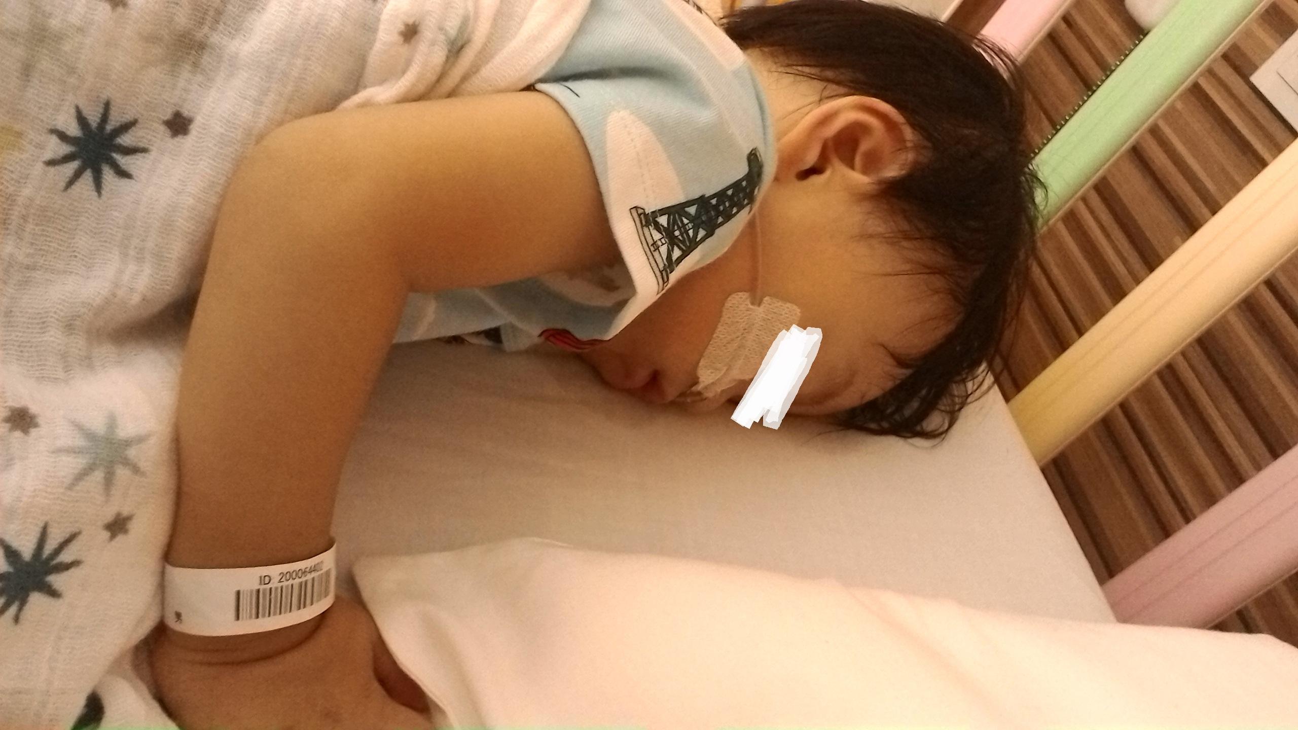 【準備グッズも】入院付き添いはめちゃくちゃストレス!たった5日で体調が悪くなった体験レポ