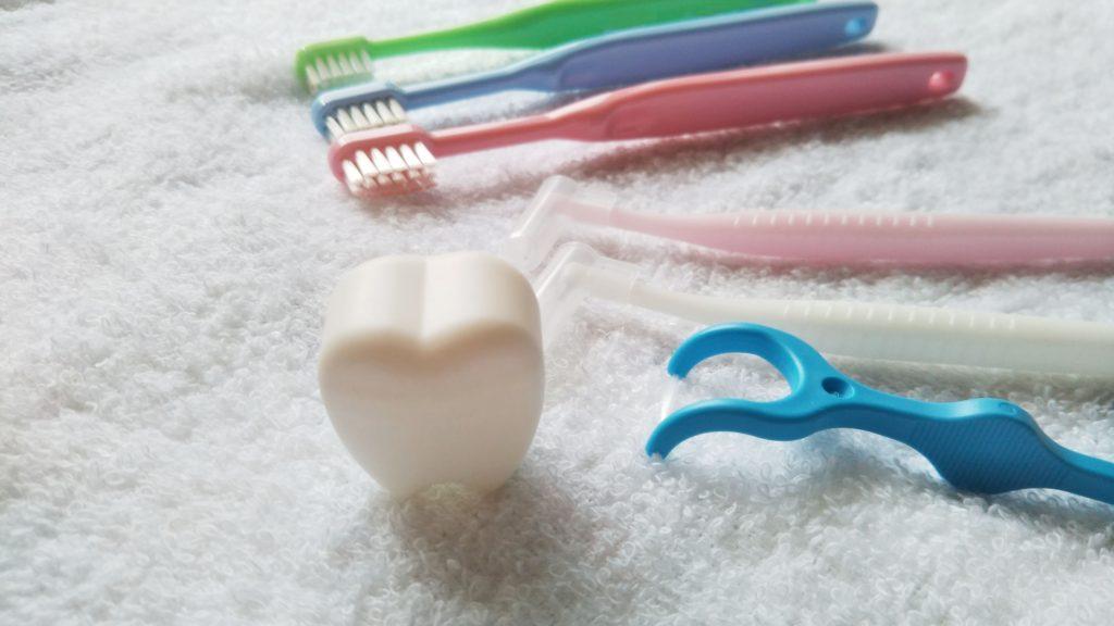 産後 歯ブラシ