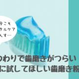 【つわりでも使える!】妊婦さんにおすすめの歯磨き粉はコレ!妊娠中こそ使ってほしい歯磨き粉まとめ