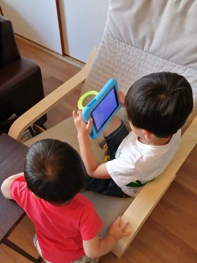 子ども タブレット 選び方