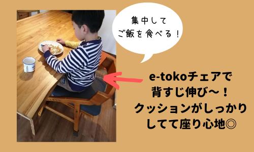 e-tokoチェア 口コミ ブログ